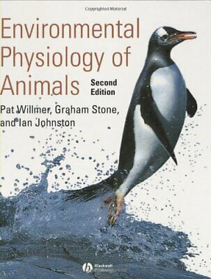 Environmental Physiology of Animals by Johnston, Ian Hardback Book The Fast Free
