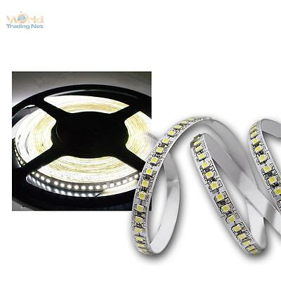 ( 14€/M ) 5m Led Bandeau Lumineux,180 Smds / M Blanc Froid,12V Rayures,Baguette