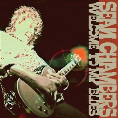 Sean Chambers - Welcome To My Blues New Cd