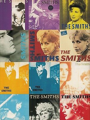 "The Smiths MONTAGE 16"" x 12"" Photo Repro Promo Poster"