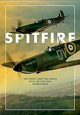 Spitfire:plane That Saved the World - DVD Region 1 Free Shipping!