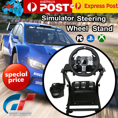 GT ART Racing Simulator Cockpit Steering Wheel Stand for PC/PS4/XBOX G920/T500RS