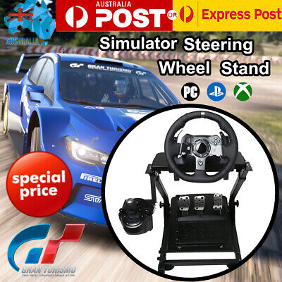 Racing Simulator Cockpit Steering Wheel Stand for G25 G27 G29 G920 T300/500RS