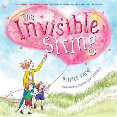 Invisible String by Patrice Karst Paperback Book Free Shipping!