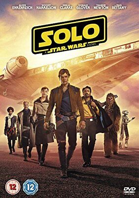Solo: A Star Wars Story [DVD] [2018] -  CD CHLN The Fast Free Shipping