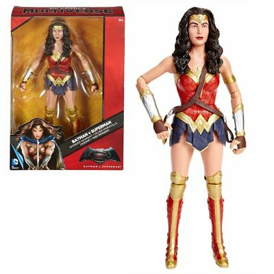 Wonder Woman | DC Batman vs. Superman | Mattel DKV13 | Puppe | Spiel-Figur