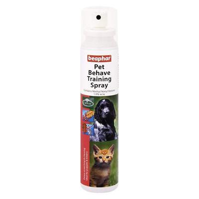 Beaphar Pet Behave Training Spray