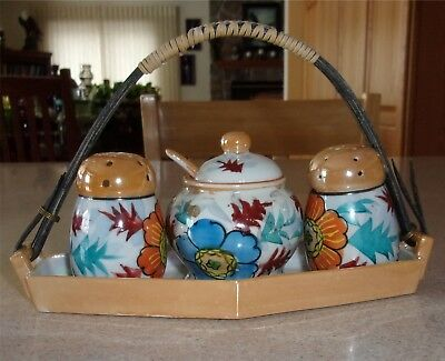 Oriental Condiment Set