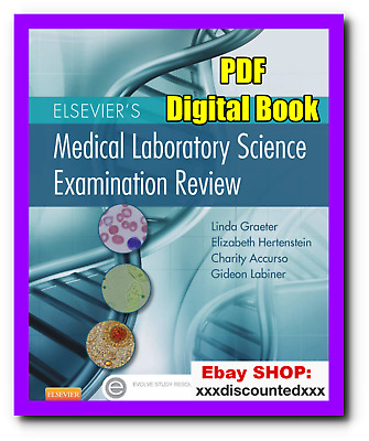 [EB00K] Elsevier's Medical Laboratory Science Examination 1st Edition