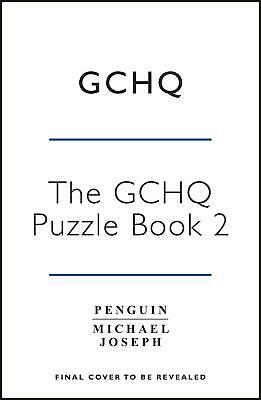The GCHQ Puzzle Book II by Gchq Paperback Book Free Shipping!