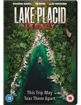 Lake Placid: Legacy DVD (2018) Katherine Barrell