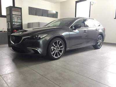 MAZDA 6 SW 2.2 D 175 CV AT Exceed 4WD*KM0*