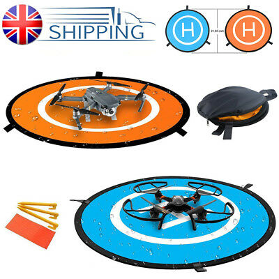 Universal Fast-fold Parking Landing Pad Portable For DJI Spark Mavic Pro Drone