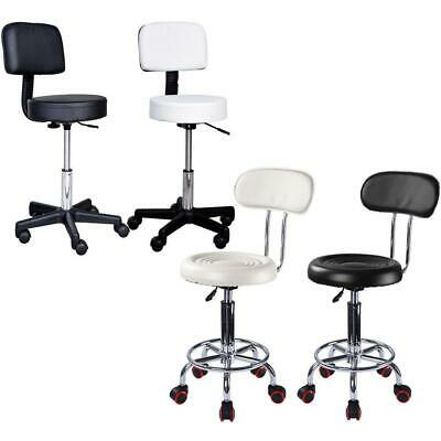 Salon Stool Hairdressing Styling Chair Barber Massage Beauty Tattoo Studio