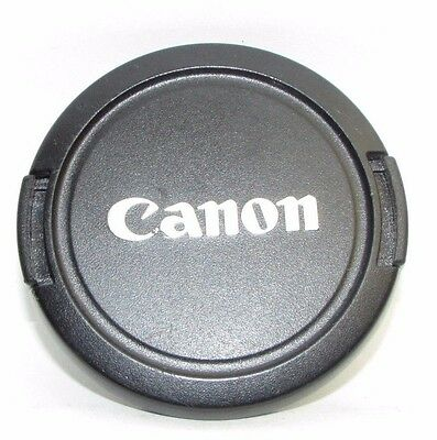 Genuine Canon E-58 58mm Lens Cap Made in Taiwan for 28-90mm EF 28-80mm III USM