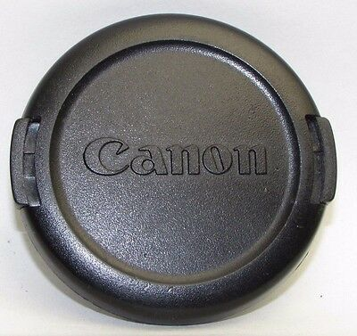 Canon E-52mm Lens Front Cap for 50mm f1.8 EF II Genuine EOM