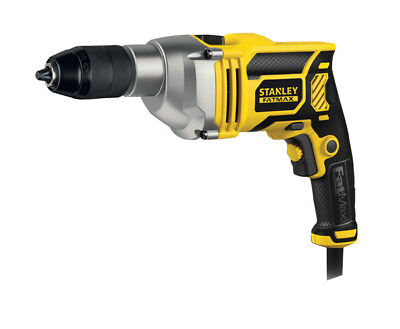 Stanley Fatmax Reconditioned Powerful Fat Max FME140KQ Corded Hammer Drill 240v
