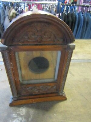 Antique Bracket/mantel Clock Case