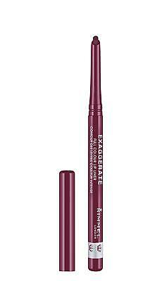 Rimmel London Exaggerate Automatic Lip Liner Under My Spell Deep Pink