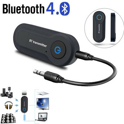 Adattatore Audio Stereo Trasmettitore Wireless Bluetooth 4.2 per TV DVD PC MP3