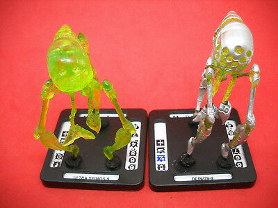 Monsterpocalypse: Martian Menace: Deimos-9: Normal and Ultra