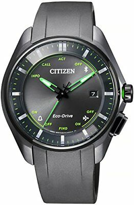 Citizen Eco-Drive Bluetooth Mens Wrist Watch BZ4005-03E Black 40.5mm New O
