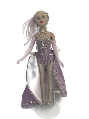 """Tonner Tiny Kitty Collier Doll Lavender Showgirl Outfit Vinyl Limited Ed 10"""""""