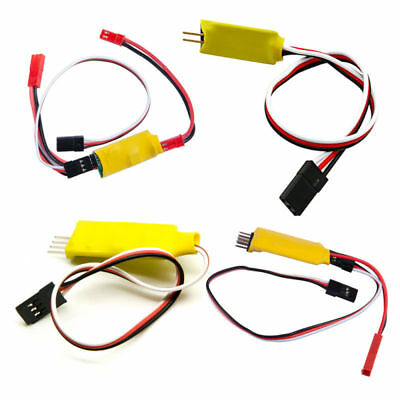 RC Receiver Channel Controlled Switch Car Lights Remote For RC Model Car 4 Types