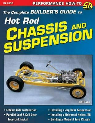 HOT ROD BODY and Chassis Builder's Guide - $22 96   PicClick