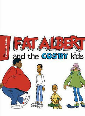 Fat Albert and the Cosby Kids: The Complete Series (DVD, 2013, 16-Disc Set)
