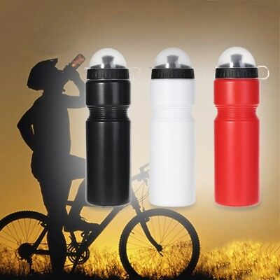 720ml Water Bottle PE Bicycle Cycling Camping Portable Sports Outdoor Bike MTB