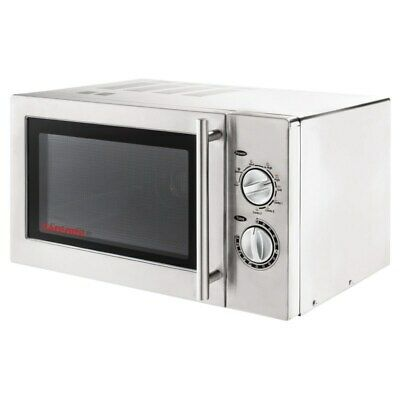 Caterlite Combination Microwave Manual 900W Grill and Convection Microwave