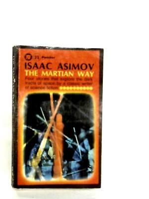 The Martian Way ( Isaac Asimov - 1965) (ID:16030)