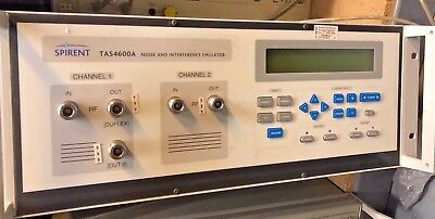 Spirent TAS 4600A Noise & Interference Emulator
