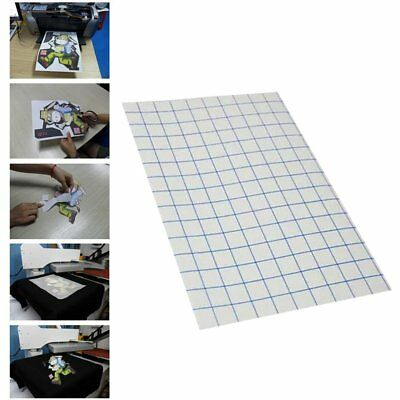 10/20/50 Sheets A4 Iron Heat Transfer Paper For The Dark Cotton T-shirt RG