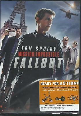 Mission Impossible. Fallout (2018) DVD