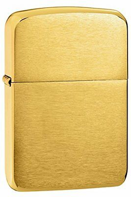 Zippo 1941 Replica Lighter - Brushed Brass