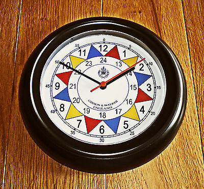 RAF RADIO CONTROLLED OPERATIONS ROOM Sector Clock.