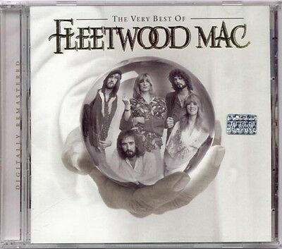 The Very Best Of - Fleetwood Mac CD Remaster Sealed New