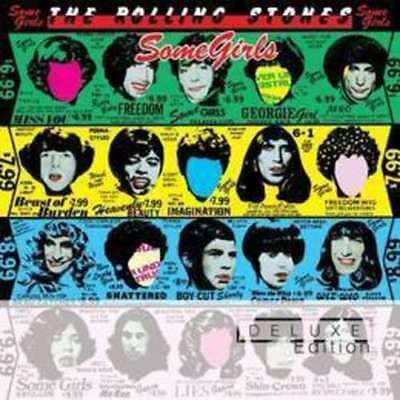 Some Girls Deluxe Edition - Rolling Stones The 2 CD Set Sealed ! New !