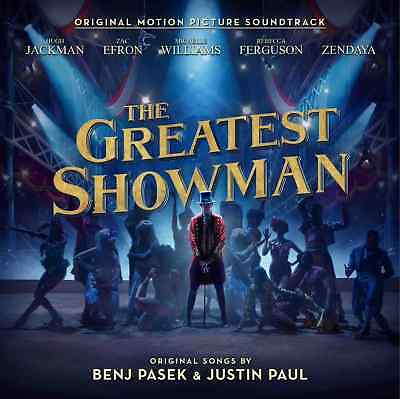 Original Motion Picture Soundtrack - The Greatest Showman CD Sealed ! New !
