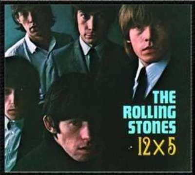 12 X 5 - Rolling Stones The CD Sealed ! New !