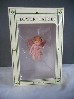 Cicely Mary Barker Flower Fairy Ornament Baby Apple Blossom Series IX unopened