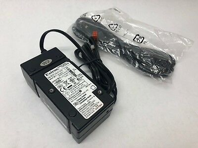 Extron Power Supply   28-071-57LF   +12VDC 1.0A   w/ Power Cord