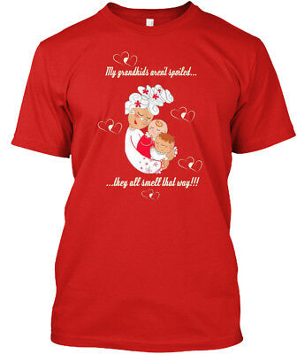 My Grandkids Arent Spoiled - Aren't Spoiled...they All Standard Unisex T-shirt
