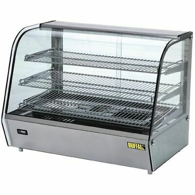 Buffalo Thermal 160Ltr Warmhaltevitrine Thermal