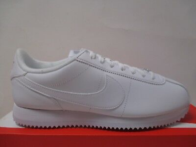 meet 3bc0a a96c7 NIKE CORTEZ LEATHER (White) Mens Running