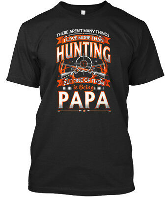Cozy Deer Hunting , - There Arent Many Things I Love Standard Unisex T-shirt