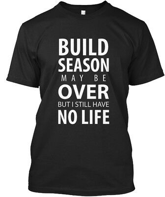 Stop Build Day Doesnt Change The Truth. - Season May Be Standard Unisex T-shirt