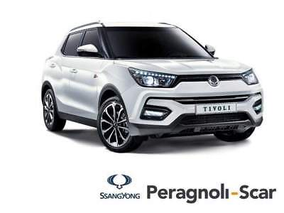Ssangyong tivoli 2wd diesel be manuale